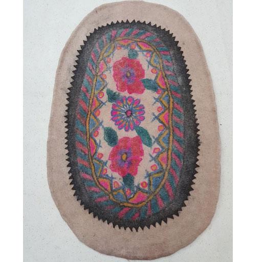 زیرانداز سنتی نمدی