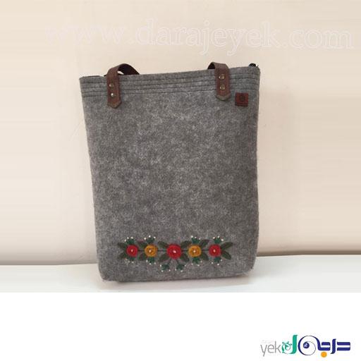 کیف نمدی زنانه