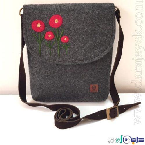 خرید کیف نمدی دخترانه